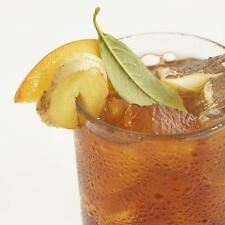 Decaf Ginger Peach Gourmet Flavor Loose Leaf Decaffeinated Tea