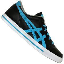 Asics Onitsuka Tiger Aaron scarpe donna c5b1y 9038 casual bambini Nero Blu