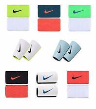 New Nike Premier Half & Half DoubleWide Wristbands Tennis Federer Rafa Wristband