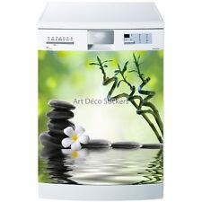 Stickers lave vaisselle ou magnet Zen spa 5520