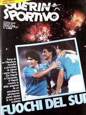 Guerin Sportivo 35 1986 Foto Poster Cagliari Parma Udinese Vicenza