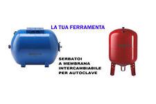 Idrosfera vaso espansione membrana autoclave orizzontale/verticale Made in Italy
