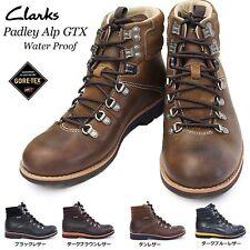 Clarks Hombre padley ALP GTX marrón Lea Botas de senderismo UK 7 /US 8G