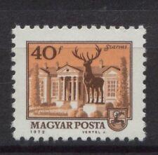 Hungría 1972-89 Sg # 2739 40fi definitivo opiniones Mnh