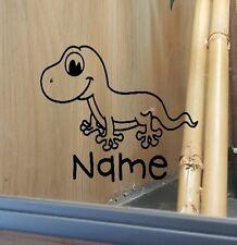 Gecko Crestie Customised Vivarium Decal Sticker