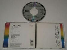 WHAM!/THE FINAL(EPIC/CD EPC 88681)CD ALBUM