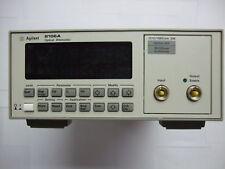 Agilent 8156A Optical Attenuator Option 350