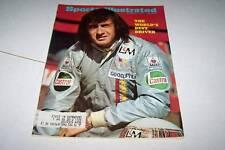 SEPT 6 1971 SPORTS ILLUSTRATED magazine JACKIE STEWART