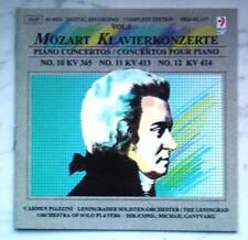 CD Mozart Klavierkonzerte Vol 3  Piazzini Perl Gantvarg