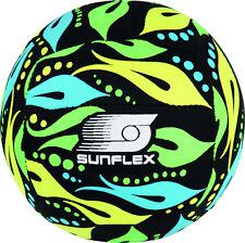 Sunflex Neoprenball Beachball Funball Wasserball Volleyball Strandball Fireworks
