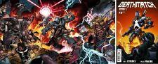 1:25 Carlos Magno gatefold variant Deathmatch #1 B + A 1st print Boom Comic 2012