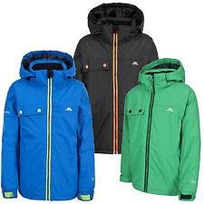 Trespass Vinnie Boys Jacket Insulated Waterproof