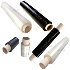 Strong Pallet Wrap Stretch Shrink Film Cast Handy Clear Black 400mm 500mm 100mm