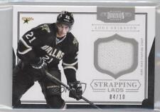 2011-12 Panini Dominion Strapping Lads 15 Loui Eriksson Dallas Stars Hockey Card