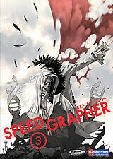 Speed Grapher Volume 3 Three DVD NEW Factory Sealed