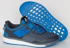 NEW ADIDAS RESPONSE 3M AQ2500 GREY/BLUE MEN'S RUNNING SHOES ALL SIZES