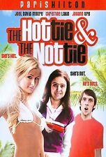 The Hottie & the Nottie (DVD) SHIPS FAST NO CASE NO ART EXCELLENT CONDITION
