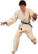 Hayashi Judo Uniform Gi Kimono - Natural Unbleached