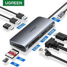 USB HUB C HUB to Multi USB 3.0 HDMI Adapter Dock for MacBook Pro Accessories