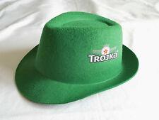 Trojka Hut Grün    Vodka   siehe auch Fotos