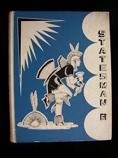 1961 CARL HAYDEN HIGH SCHOOL YEARBOOK PHOENIX AZ