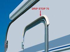 Fiamma sistema antigoteo 75cm Mini puerta canalón lluvia deflector para caravana