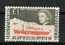 NAVE - HMS ENDURANCE BRITISH ANTARCTIC TERRITORY 1969