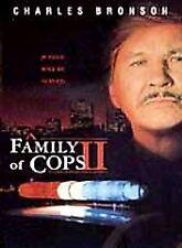 A Family Of Cops II (DVD, 1997, FS) Charles Bronson  LN