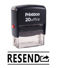 Sello personalizado printtoo oficina estacionaria reenviar Auto entintado sello de goma