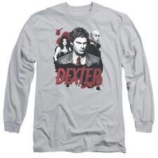 DEXTER BLOODY TRIO T-Shirt Men's Long Sleeve