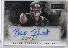 2014 Panini Playbook #XOS-BB Blake Bortles Jacksonville Jaguars Auto Rookie Card