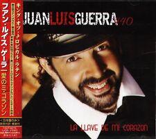 Juan Luis Guerra La Llave De Mi Corazon Japan CD+1 NEW