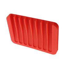 Le drain de drain de peigne dicte le support anti-dérapant de silicone de