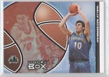 2004 Topps Luxury Box Season Tickets #5 Wally Szczerbiak Minnesota Timberwolves