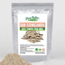100% RAW Ashwagandha root Powder / adaptogen / equilibrio ormonale / sistema immunitario