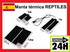 Manta Térmica 5w 7w y 14w Terrarios, Papilleros, Cultivos, Reptiles, Tortugas