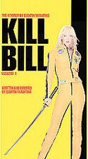 """New Sealed """"Kill Bill"""" Volume 1    VHS Movie"""