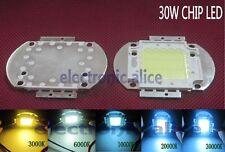 Cool white/Neutral/Warm White LED 3500k 6500k 10000k 30000k High Power led 30W