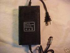 24V dc 24 volt adapter cord = Qili bicycle eZIP bike scooter power plug electric