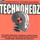 TECHNOHETZ-VARIOUS NEW CD