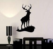 Vinyl Decal Deer Animal Hunting Room Decoration Wall Stickers Mural (ig3470)