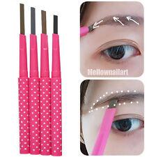 Women Lady Waterproof Rotating Eyebrow Pencil Liner Eye Brow Makeup Beauty Tools