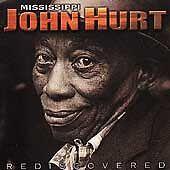 Mississippi John Hurt - Rediscovered (VCD 79519)