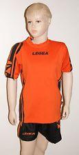 AKTION !  Trikot-Set  COLONIA  v  LEGEA , orange / schwarz 3XS,2XS,XL