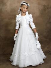 Kommunionkleid Kommunionskleid Kommunion Kleid Kommunionkleider Jacke Bolero neu