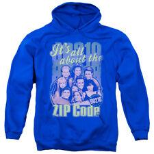 90210 Zip Code Pullover Hoodies for Men or Kids