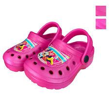 Pantofole Disney Minnie ciabatte per ragazza bambina zoccoli clog 1886