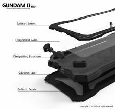 For Apple Matte Gorilla Glass Case Gundam II iPhone 6S & 6 ~ 4.7  Plus USA