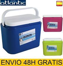 Nevera portátil playa camping Cooler 10L litros rígida 3 colores