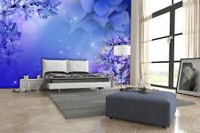 3D Albero Cielo 4 Parete Murale Foto Carta da parati immagine sfondo muro stampa